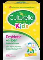 Culturelle® Probiotics Kids Probiotic + Fiber Packets