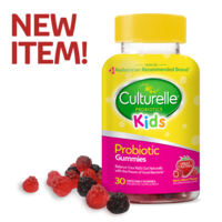 Culturelle® Kids Probiotic Gummies
