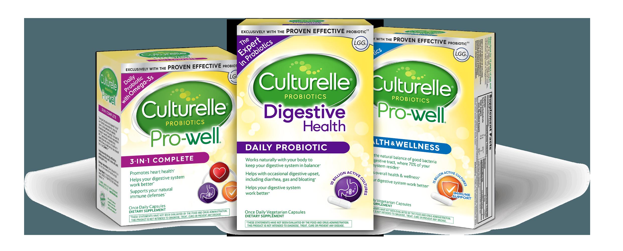 Culturelle® Product boxes