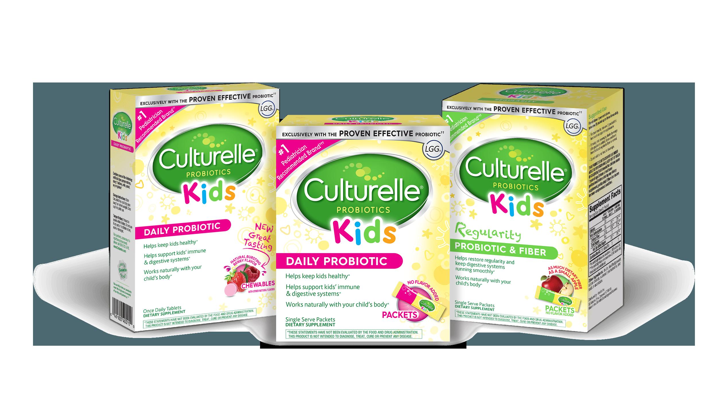 Culturelle® Kids boxes