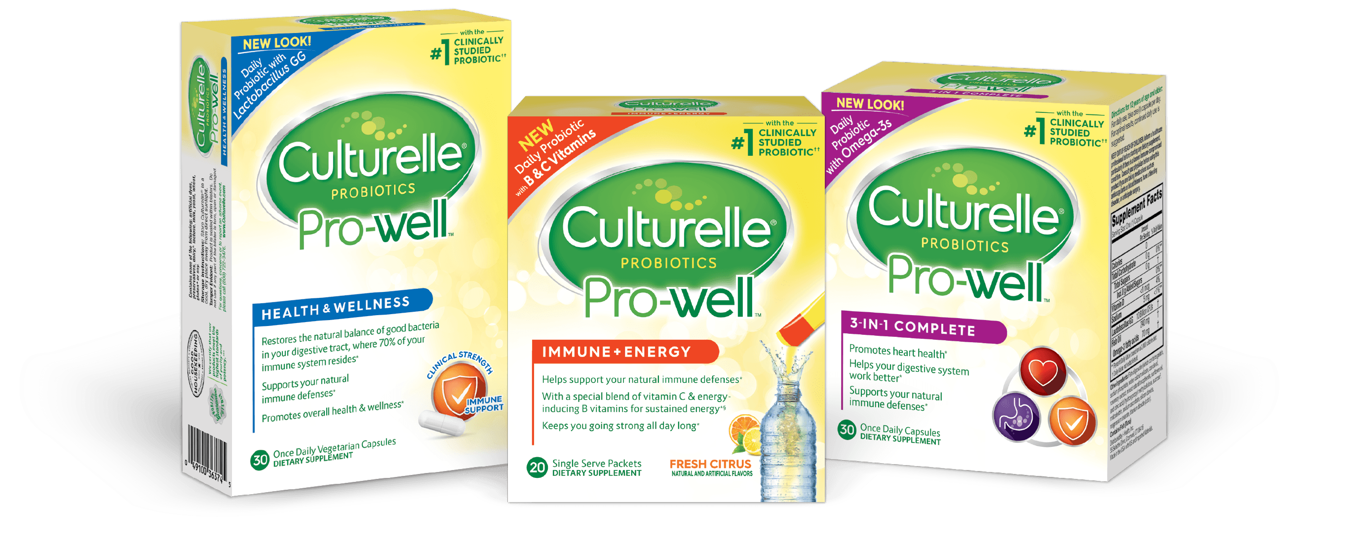 Culturelle® Pro-Well boxes