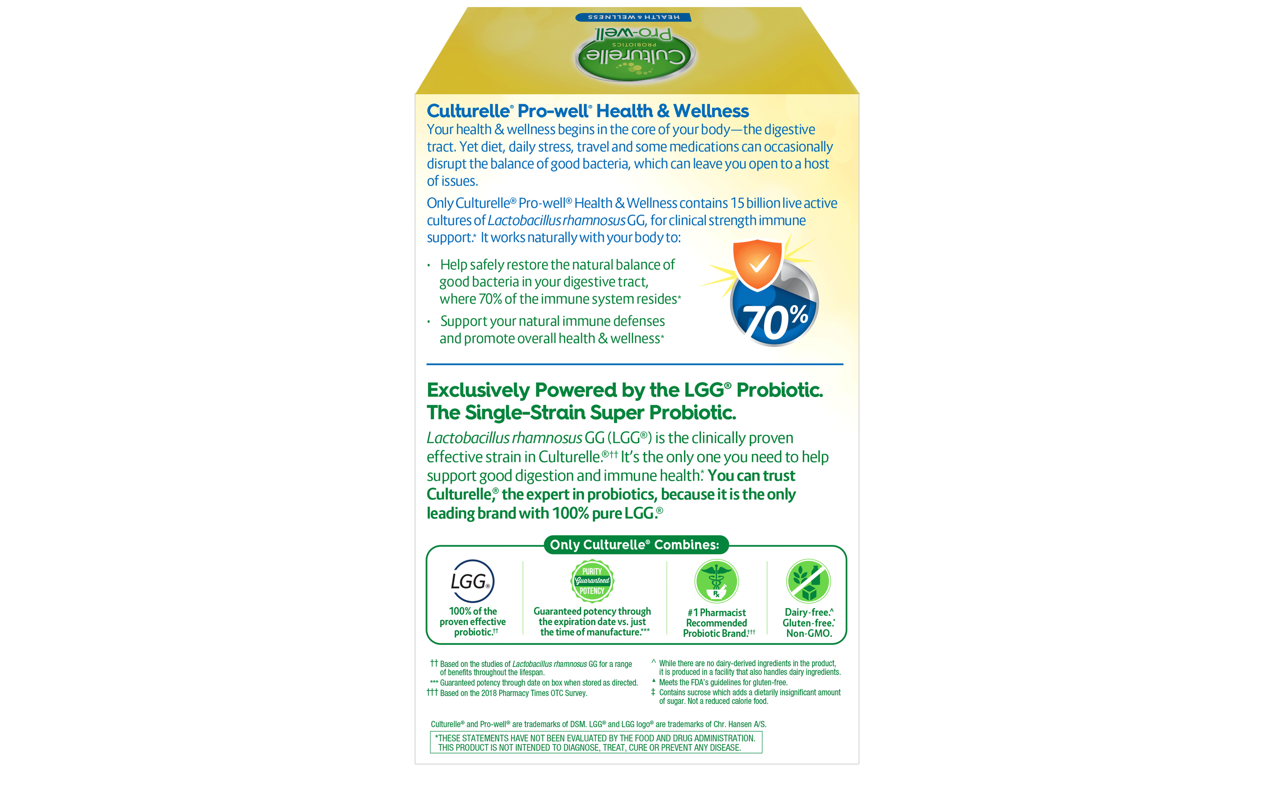 Restoring Good Bacteria With The Best Probiotic Supplement Culturelle