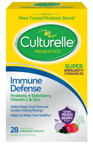 Culturelle<sup>®</sup> Immune Defense front of package