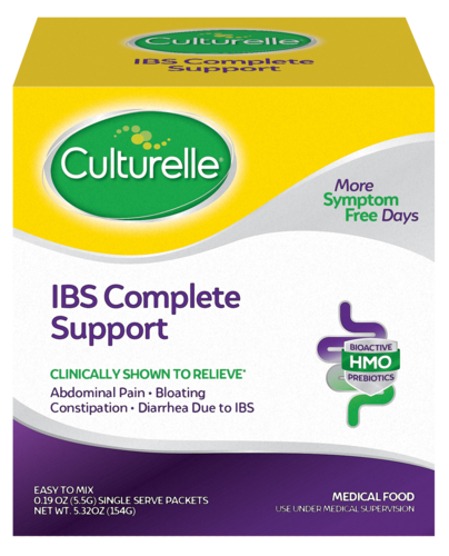 IBS Complete Support Front of Package