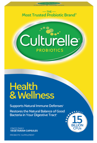 Front of Culturelle® Health & Wellness Package