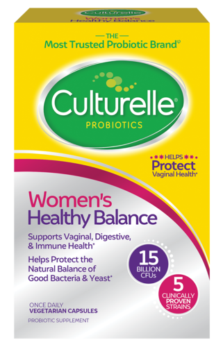Culturelle® Women's Healthy Balance box
