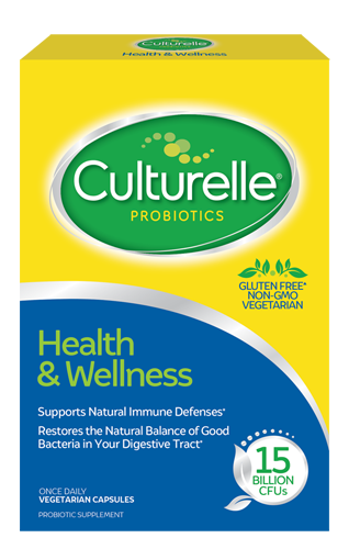 Culturelle® Probiotics Vegetarian Health & Wellness (Health Food)