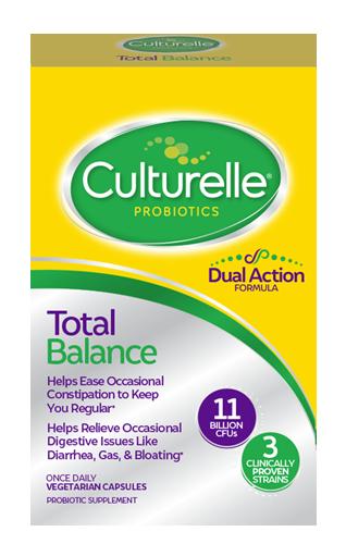 Culturelle® Total Balance box front