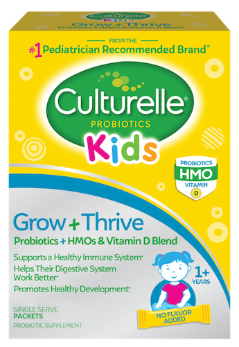 Kids Grow and Thrive Front of Package