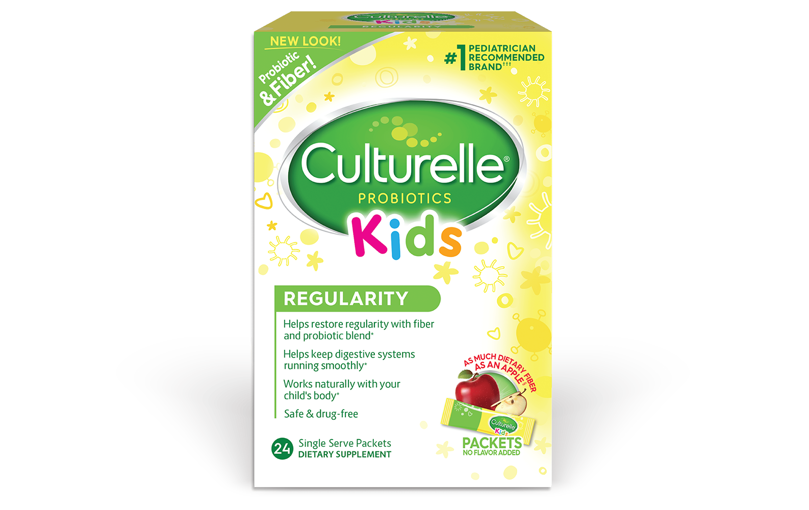 Kids Digestive Health And Regularity Culturelle 174