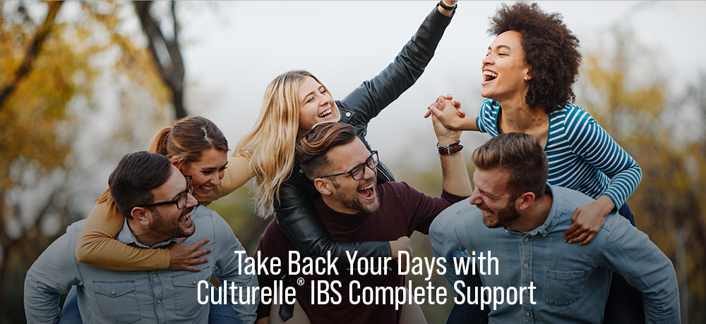 Culturelle® IBS Take Back Your Days Sweepstakes Hero Image