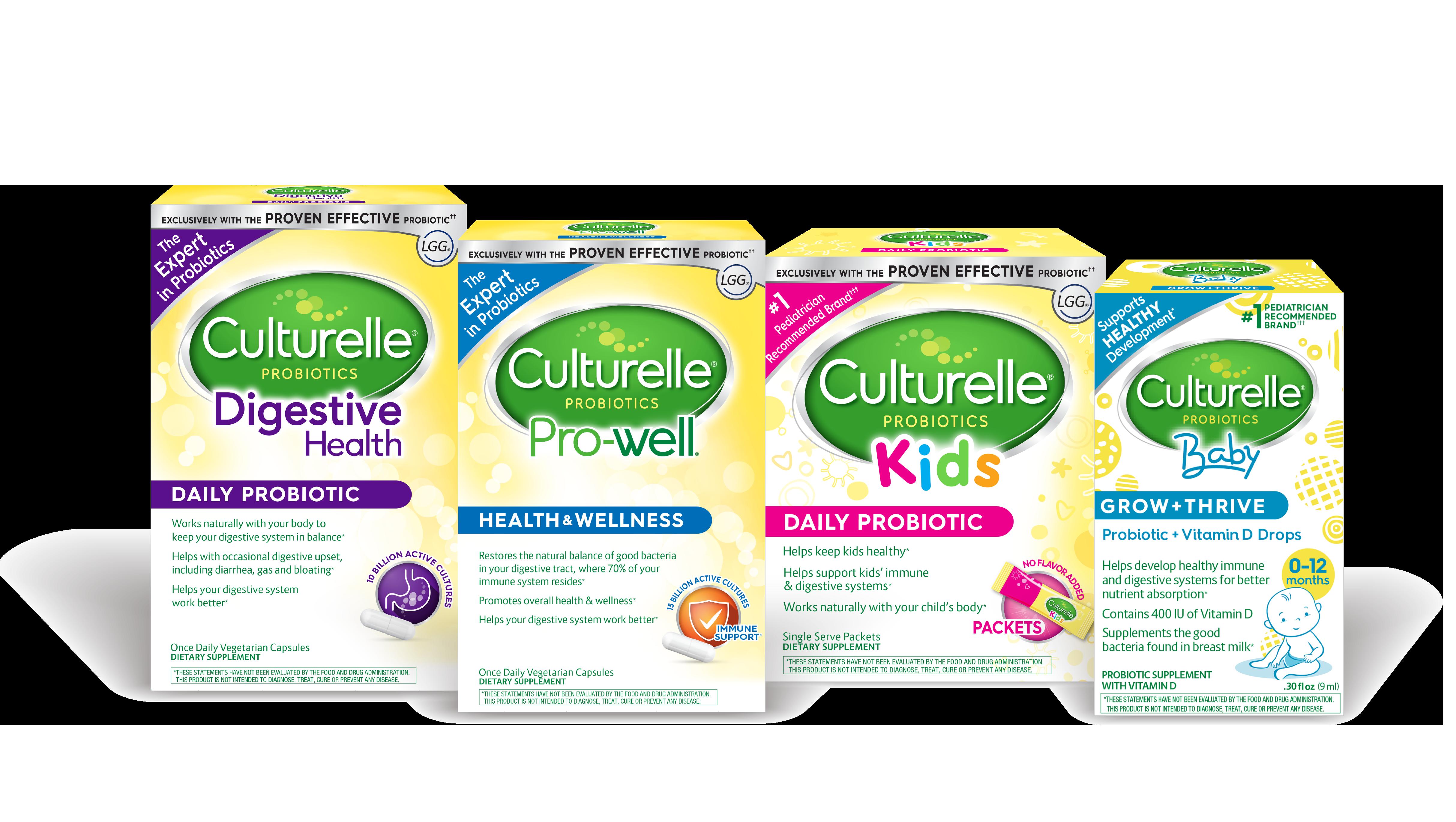 Culturelle product boxes