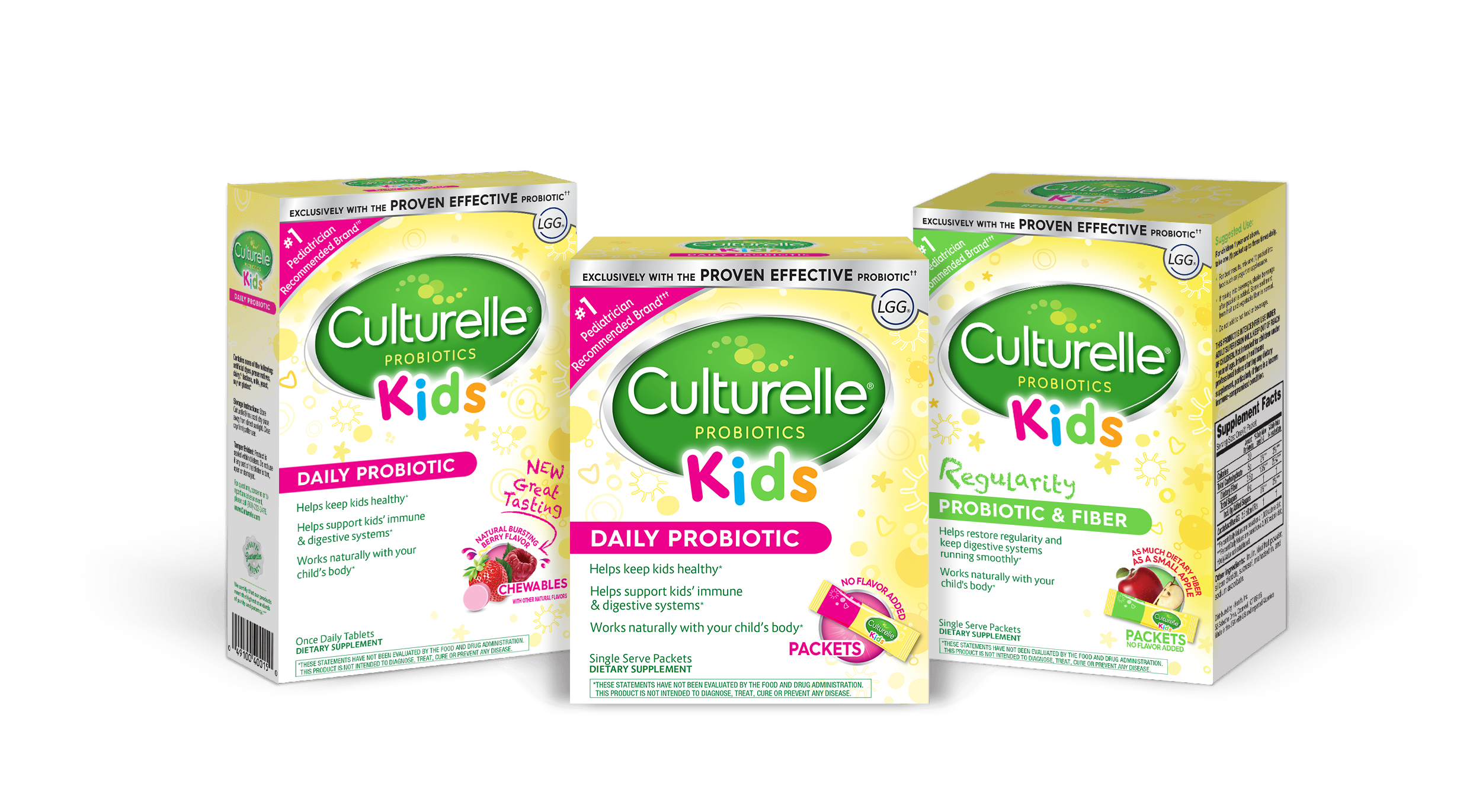 Three Culturelle® Kids boxes